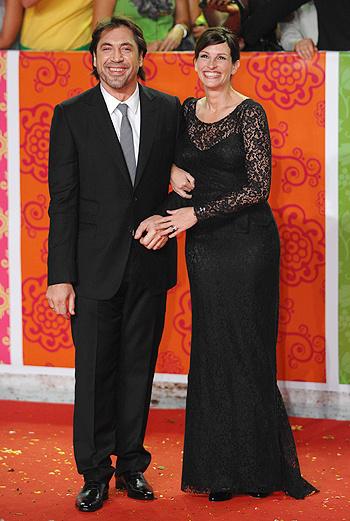 Самая красивая кинопара этой осени - Хавьер Бардем и Джулия Робертс.