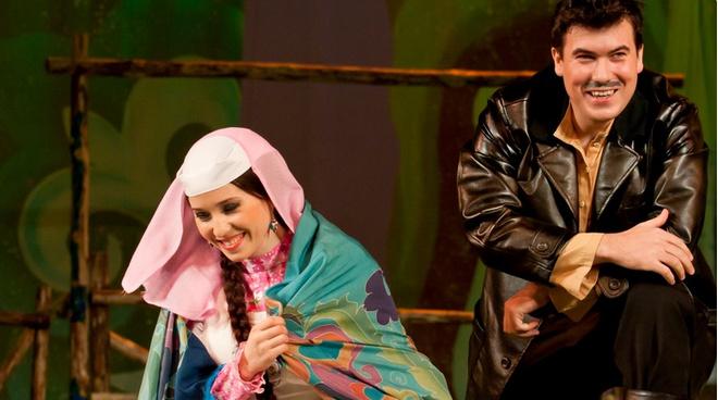 Башкирия: зрители скупили все билеты на «Голубую шаль» камаловцев
