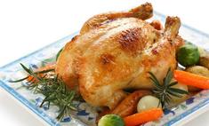 Секреты приготовления: фаршированная курица в духовке