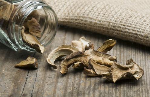 Высушить грибы в домашних условиях