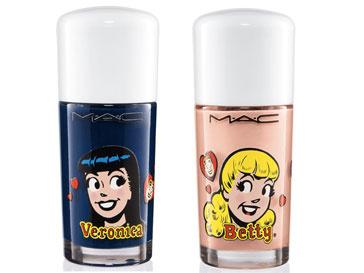 Коллекция макияжа Archie's Girls от MAC
