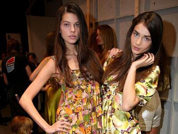 Неделя моды в Париже сезона весна-лето 2013 пройдет с 25 сентября по 3 октября