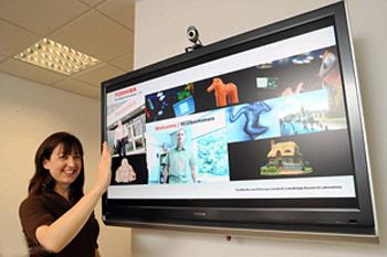 Телевизор управление жестами