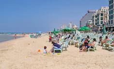 чудо пляже вор случайно спас множество бомбы тель-авиве