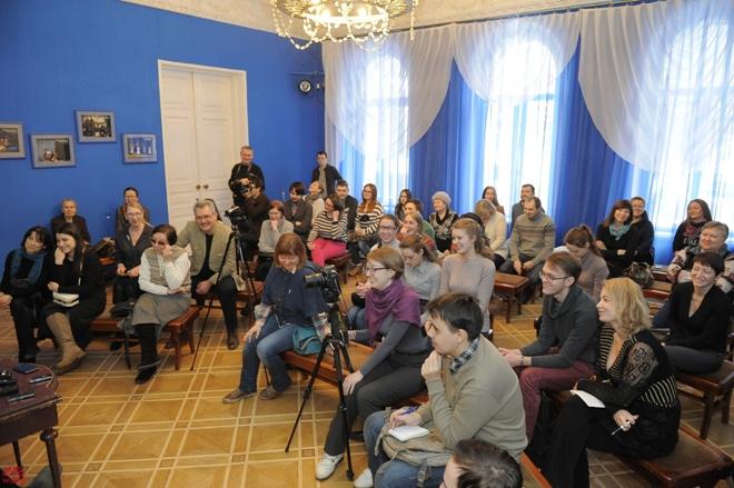 Участники встречи смогли задать не один вопрос Петру Наличу