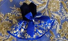 Житель Липецка заказал для своей любимой «кукольное платье»