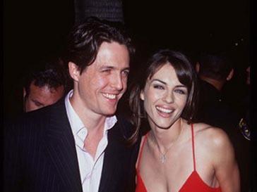 Хью Грант (Hugh Grant) и Элизабет Херли (Elizabeth Hurley) знают друг друга почти 30 лет