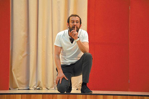 Константин Хабенский в Екатеринбурге