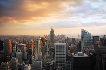 «Нью-Йорк заряжает своей энергией»