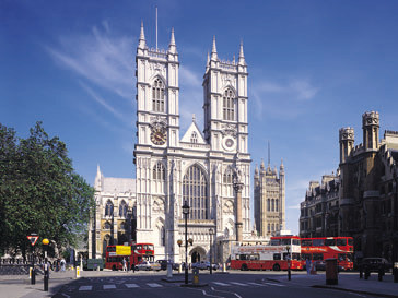 В Вестминстерском аббатстве проходят все важные для королевской семьи церемонии