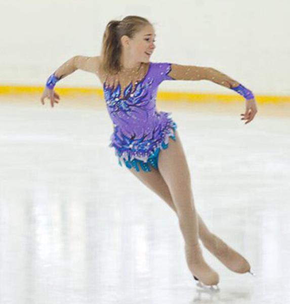 Наталия Филатова, фигурное катание, фото