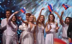 Эхо «Евровидения»: когда Гагарина пела, в зале забыли о санкциях