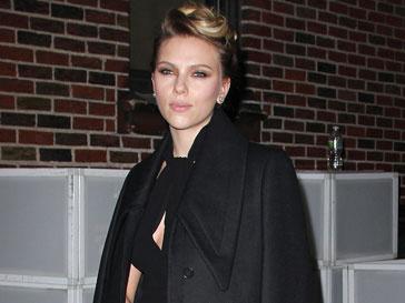 Скарлетт Йоханссон (Scarlett Johansson), похоже, вновь свяжет себя узами брака