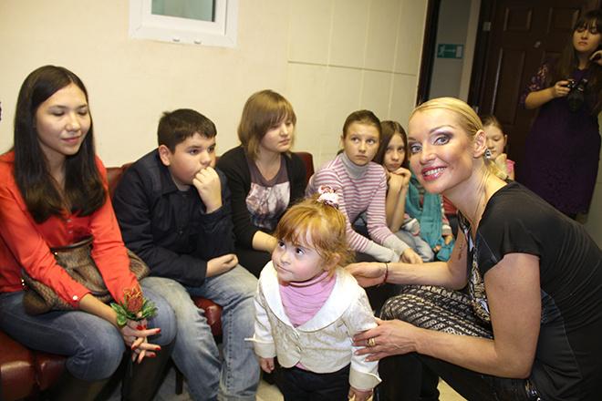 Анастасия Волочкова, фото