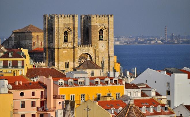 """""""Орел и решка"""": шопинг в Лиссабоне"""