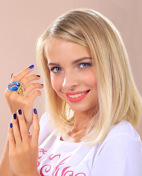 Екатерина Нахратова, участница конкурса «Мисс Мегаполис», фото