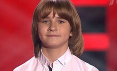 Волгоградец покорил наставников шоу «Голос. Дети»