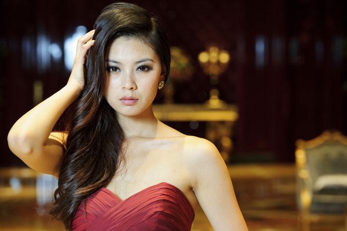 Самые красивые азиатки 9
