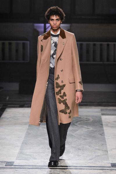 Неделя мужской моды в Лондоне: главные показы   галерея [1] фото [2]
