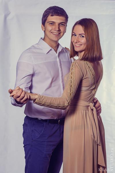 Игорь Черканов и Анна Герасимова