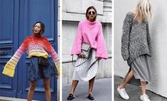 Советы стилиста: как носить мешковатую одежду