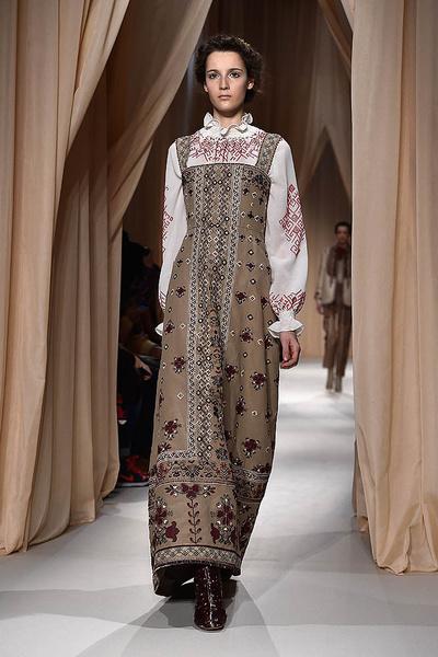 Показ Valentino Haute Couture | галерея [1] фото [11]