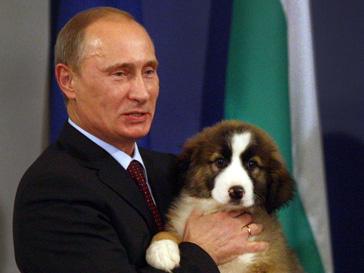 Владимир Путин удостоился второго места в рейтинге могущественных персон мира