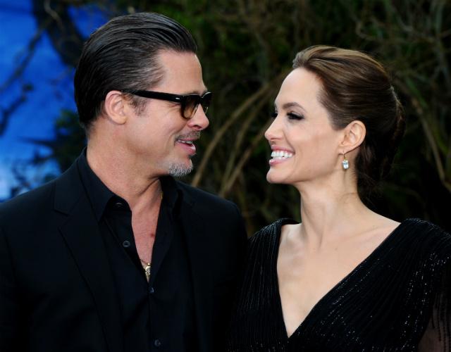 Анджелина Джоли составила для Брэда Питта «черный список» женщин