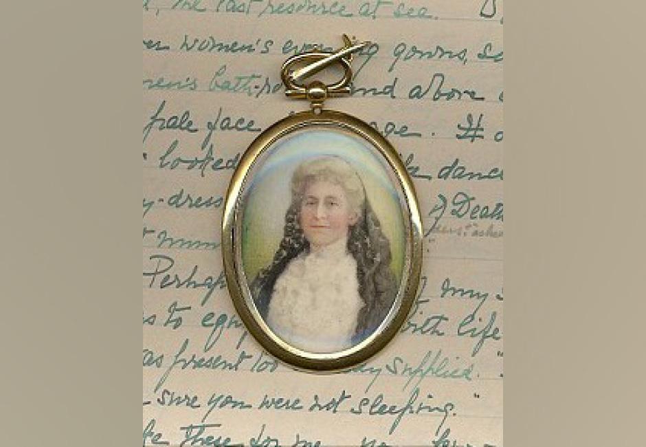 Медальон с «Титаника»