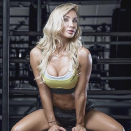 Екатерина Красавина фитнес-тренер Instagram фото