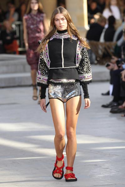 Неделя моды в Париже: день четвертый | галерея [2] фото [8]