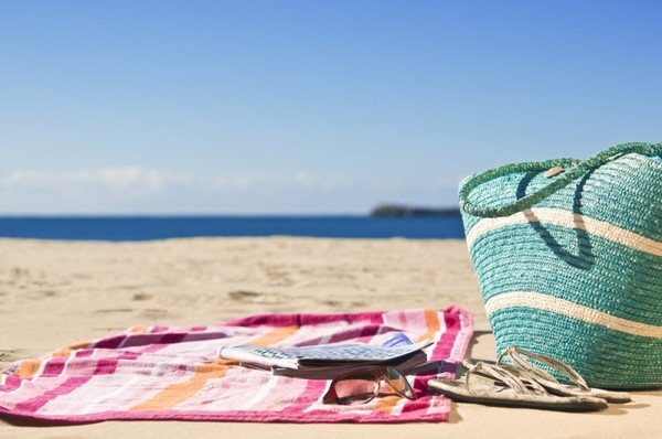 Летняя пляжная обувь
