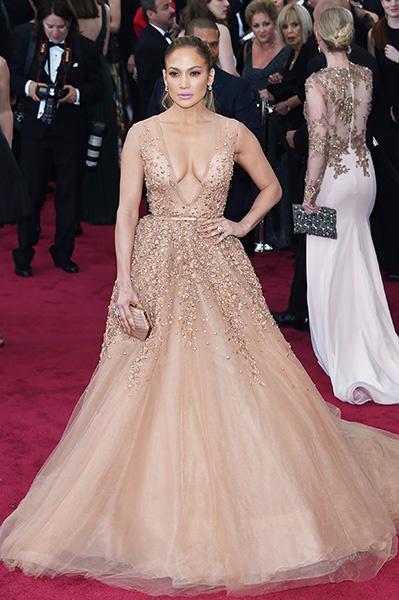 "Дженнифер Лопес на ""Оскаре""-2015"