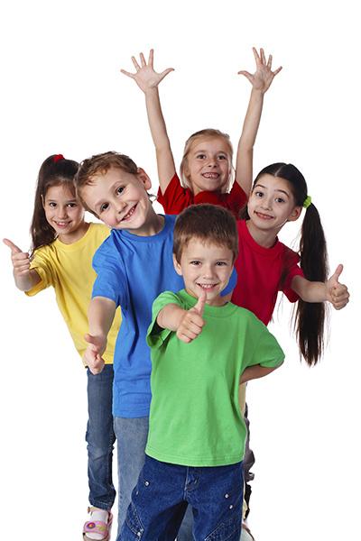 Развлечения для детей, фото
