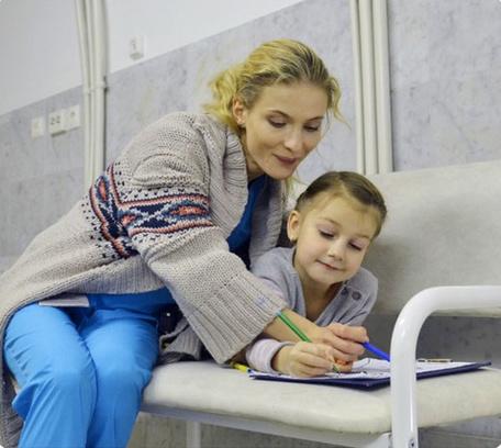Светлана Иванова в сериале «Тест на беременность»