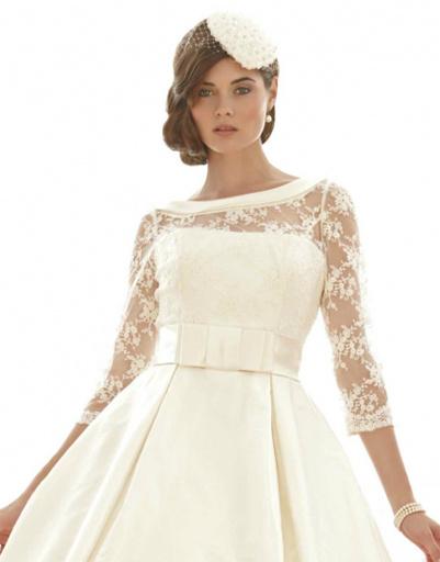 Свадебное платье Sassi Holford, коллекция весна-лето 2012