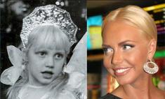 Маша Малиновская показала, какой была в детстве