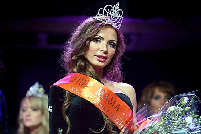 Екатерина Кирмель Миссис Россия 2015 фото