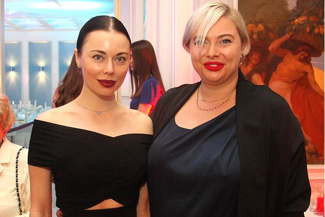 Дарья Герман и Алина Герман: фото