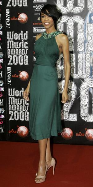 Мишель Уильямс (экс-Destiny's Child)