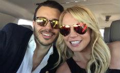 Бритни Спирс призналась бойфренду в любви со сцены
