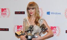 Дорогу молодым: кто сорвал куш на MTV EMA-2012?