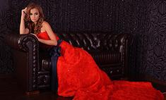 Lady in Red: 40 красавиц в красных платьях