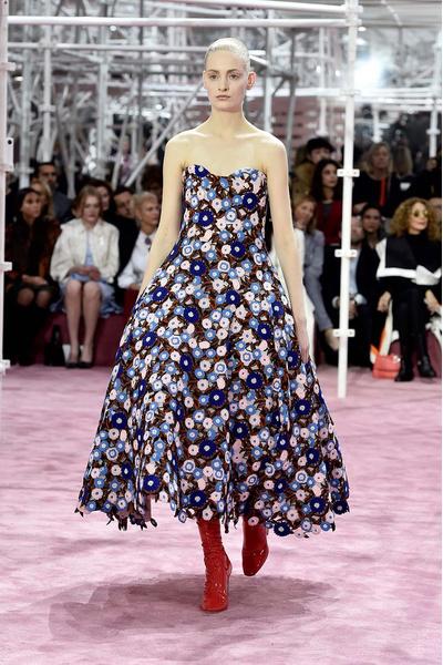 Показ Dior Haute Couture   галерея [1] фото [15]
