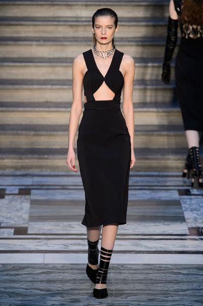 Неделя моды в Лондоне: 21 февраля | галерея [2] фото [17]