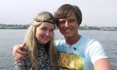 Прохор Шаляпин отдыхает с новой блондинкой!