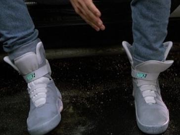 Кроссовки из фильма «Назад в будущее»