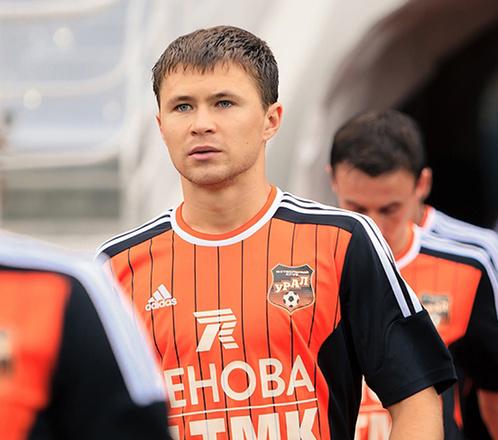 Александр Сапета, ФК «Урал», фото