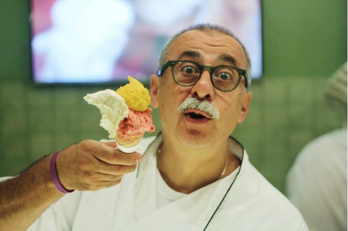 Где поесть итальянское джелато в Москве?