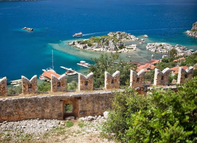 Отдых в Турции: необычные места